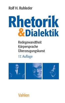 Abbildung von Ruhleder | Rhetorik & Dialektik | 17. Auflage | 2016 | beck-shop.de