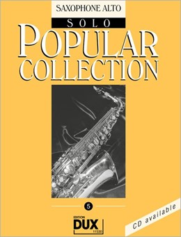 Abbildung von Himmer | Popular Collection 5. Saxophone Alto Solo