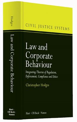 Abbildung von Hodges | Law and Corporate Behaviour | 2016 | Integrating Theories of Regula...