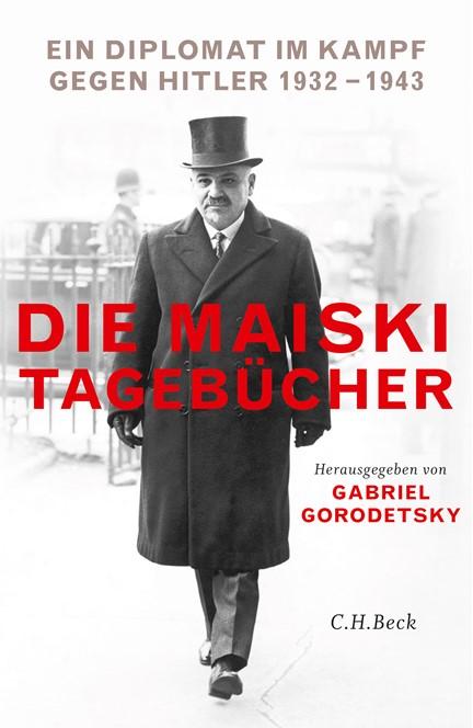 Cover: Gabriel Gorodetsky, Die Maiski-Tagebücher