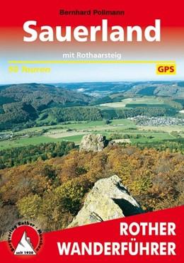 Abbildung von Pollmann   Sauerland   6., vollständig überarbeitete Auflage 2016   2015   Mit Rothaarsteig. 50 Touren