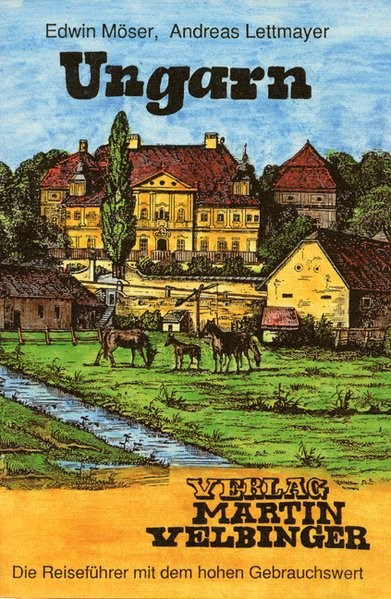 Ungarn | Möser / Lettmayer | 2., erw. A, 2000 | Buch (Cover)
