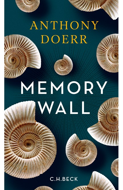 Cover: Anthony Doerr, Memory Wall