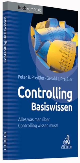 Controlling Basiswissen | Preißler / Preißler, 2016 | Buch (Cover)