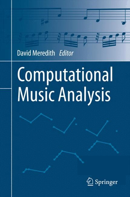 Abbildung von Meredith | Computational Music Analysis | 1st ed. 2016 | 2015