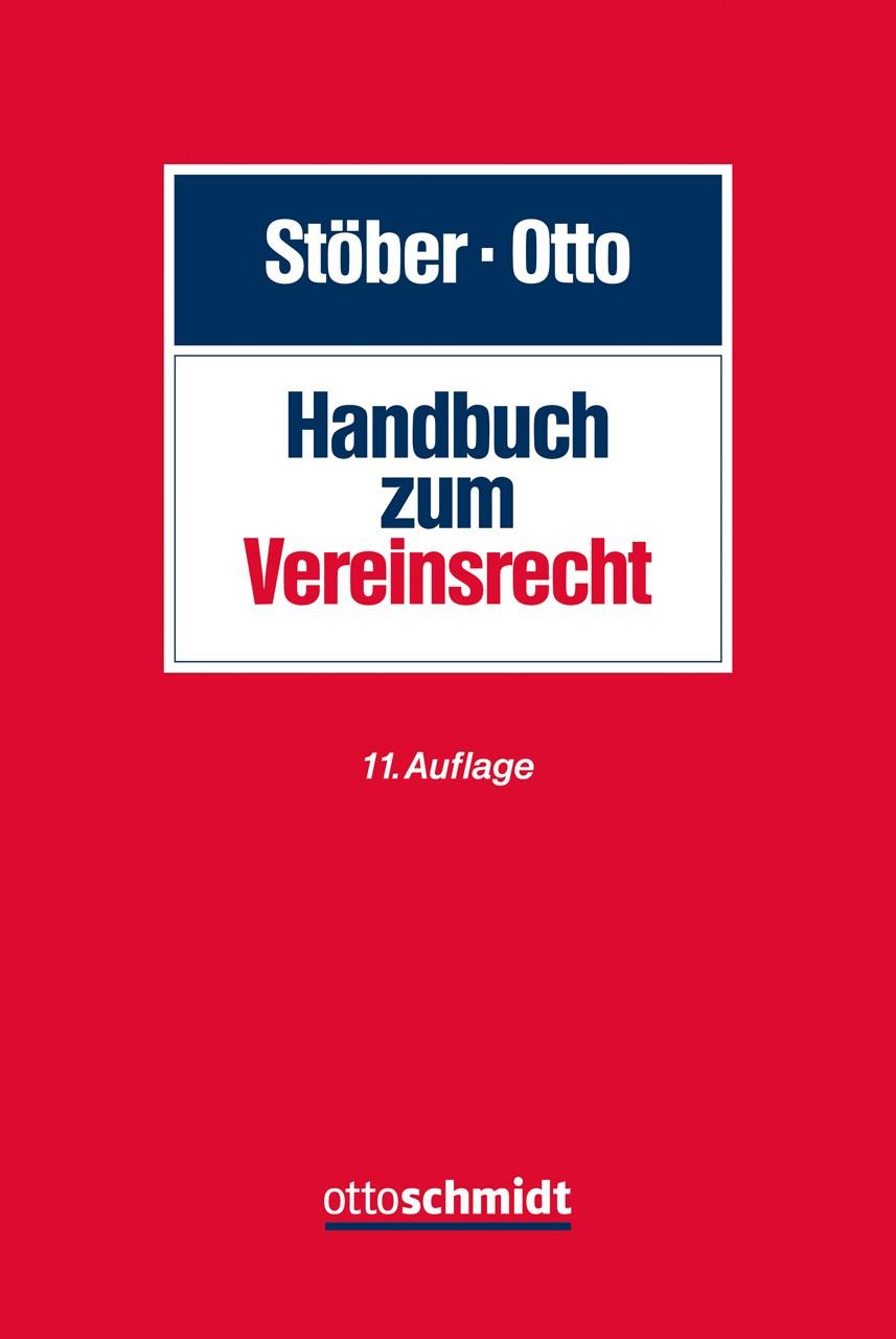 Otto Handbuch Zum Vereinsrecht 11 Neu Bearbeitete Auflage 2016