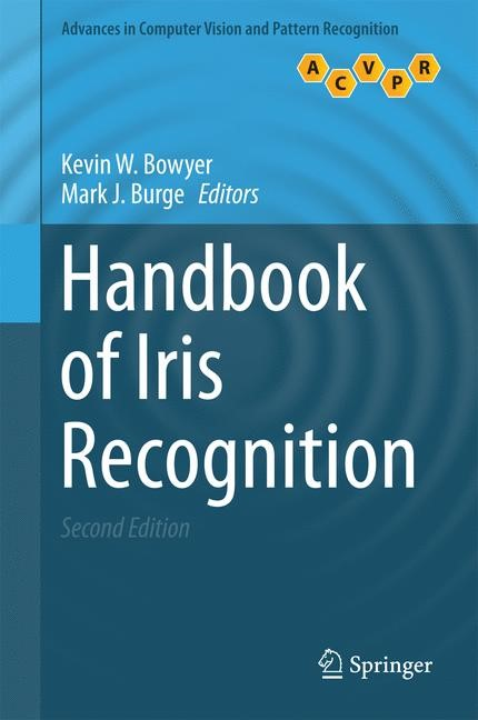 Handbook of Iris Recognition | Bowyer / Burge | 2nd ed. 2016, 2016 | Buch (Cover)