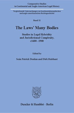 Abbildung von Donlan / Heirbaut | The Laws' Many Bodies | 2015 | Studies in Legal Hybridity and... | 32