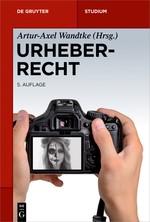 Urheberrecht | Wandtke (Hrsg.) | 5. neu bearbeitete Auflage, 2016 | Buch (Cover)