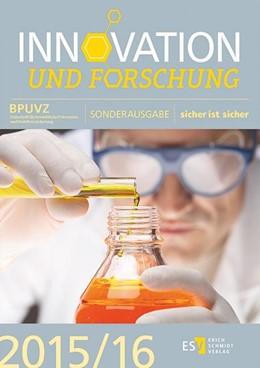 Abbildung von Innovation und Forschung im Arbeitsschutz | 1. Auflage | 2015 | beck-shop.de