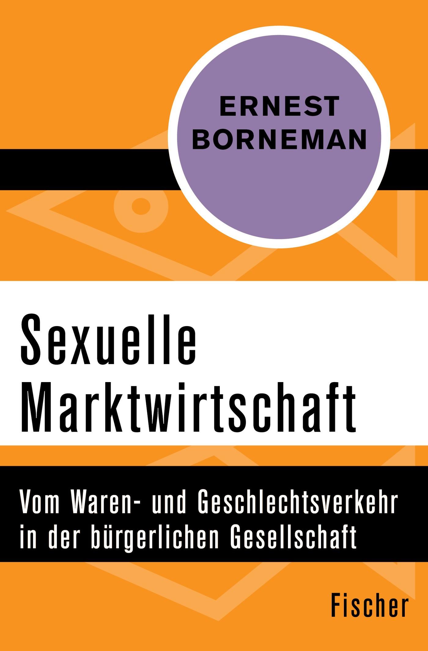 Sexuelle Marktwirtschaft | Borneman, 2015 | Buch (Cover)