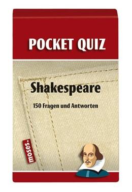Abbildung von Poppe | Pocket Quiz Shakespeare | 2010 | 150 Fragen & Antworten