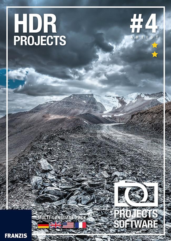 Abbildung von HDR projects #4 (Win & Mac) | 2015