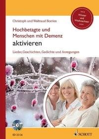 Hochbetagte und Menschen mit Demenz aktivieren | Borries, 2015 | Buch (Cover)