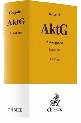 Abbildung von Grigoleit | Aktiengesetz: AktG | 2. Auflage | 2020