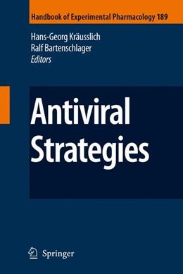 Abbildung von Kräusslich / Bartenschlager   Antiviral Strategies   2008   189