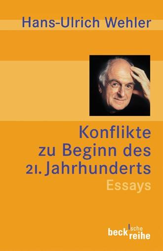Cover: Hans-Ulrich Wehler, Konflikte zu Beginn des 21. Jahrhunderts