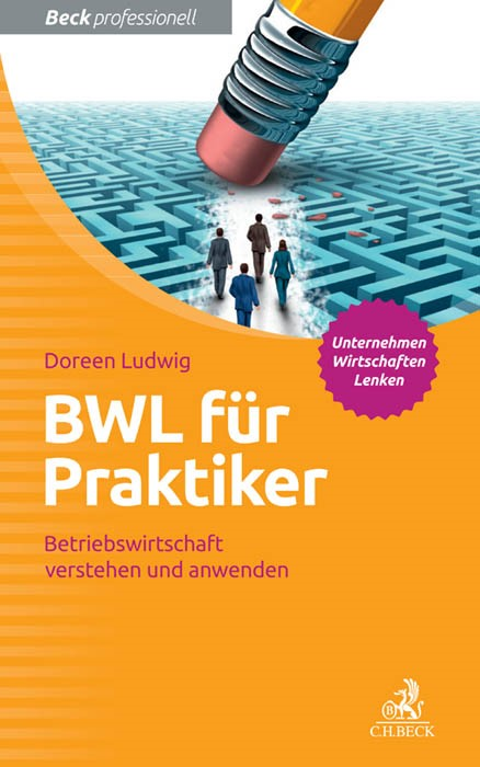 BWL für Praktiker | Ludwig, 2016 | Buch (Cover)