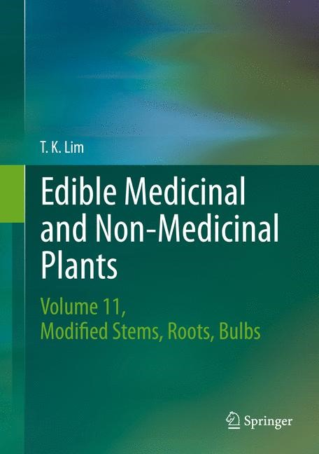 Edible Medicinal and Non-Medicinal Plants | Lim | 1st ed. 2016, 2016 | Buch (Cover)