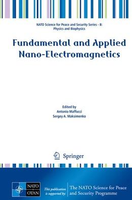 Abbildung von Maffucci / Maksimenko   Fundamental and Applied Nano-Electromagnetics   1. Auflage   2016   beck-shop.de