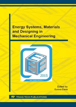 Abbildung von Gurova | Energy Systems, Materials and Designing in Mechanical Engineering | 1. Auflage | 2015 | beck-shop.de