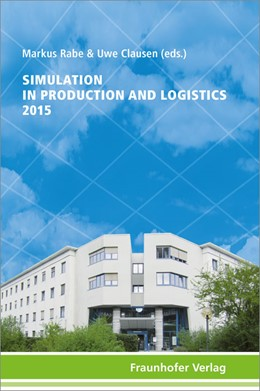 Abbildung von Rabe / Clausen | Simulation in Production and Logistics 2015. | 1. Auflage | 2015 | beck-shop.de
