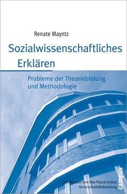 Abbildung von Mayntz | Sozialwissenschaftliches Erklären | 2009 | Probleme der Theoriebildung un... | 63