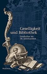 Geselligkeit und Bibliothek   Adam / Fauser / Pott, 2005   Buch (Cover)