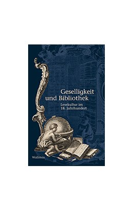 Abbildung von Adam / Fauser / Pott | Geselligkeit und Bibliothek | 2005 | Lesekultur im 18. Jahrhundert | 4