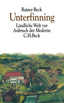 Abbildung von Beck, Rainer | Unterfinning | 1. Auflage | 2004 | beck-shop.de