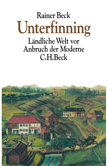 Cover: Rainer Beck, Unterfinning