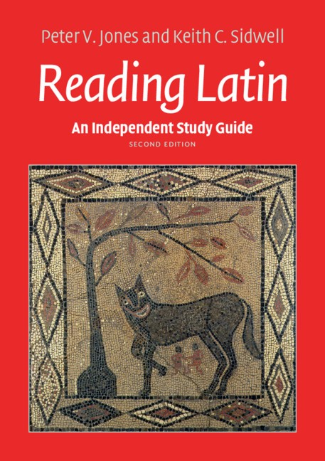 An Independent Study Guide to Reading Latin | Jones / Sidwell, 2017 | Buch (Cover)