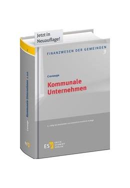 Abbildung von Cronauge | Kommunale Unternehmen | 6. Auflage | 2016 | beck-shop.de