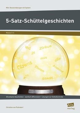 Abbildung von Pufendorf | 5-Satz-Schüttelgeschichten | 1. Auflage | 2015 | beck-shop.de