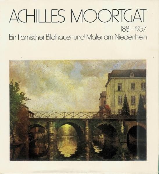 Abbildung von Achilles Moortgat 1881-1957   1981