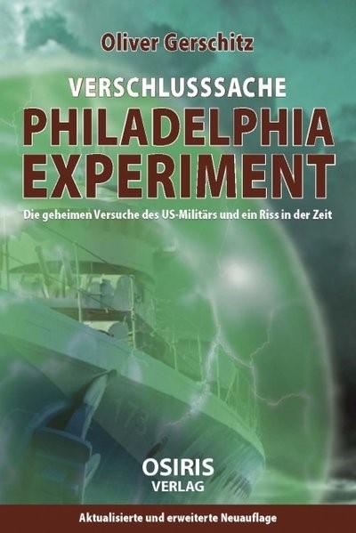 Abbildung von Gerschitz | Verschlusssache Philadelphia Experiment | 2015