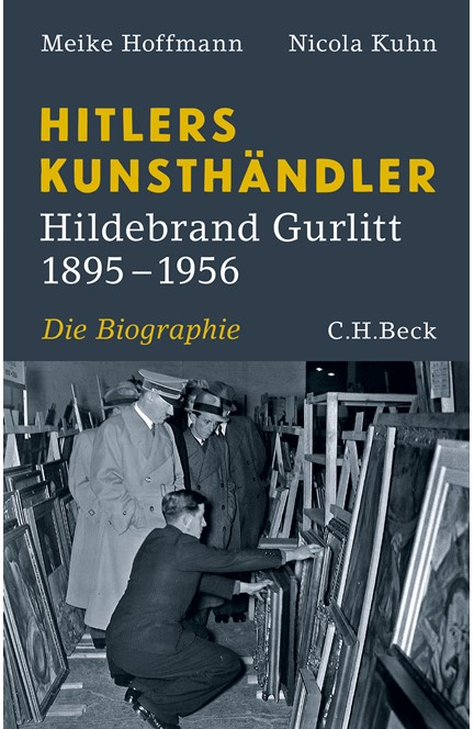 Cover: Meike Hoffmann|Nicola Kuhn, Hitlers Kunsthändler