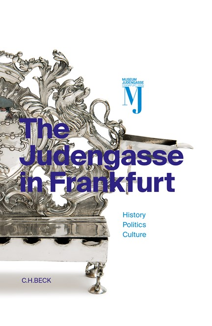 Cover: , The Judengasse in Frankfurt