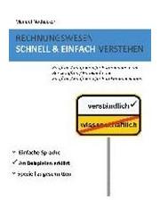 Rechnungswesen Schnell Einfach Verstehen Nothacker 3 Auflage