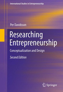 Abbildung von Davidsson | Researching Entrepreneurship | 2. Auflage | 2016 | 33 | beck-shop.de