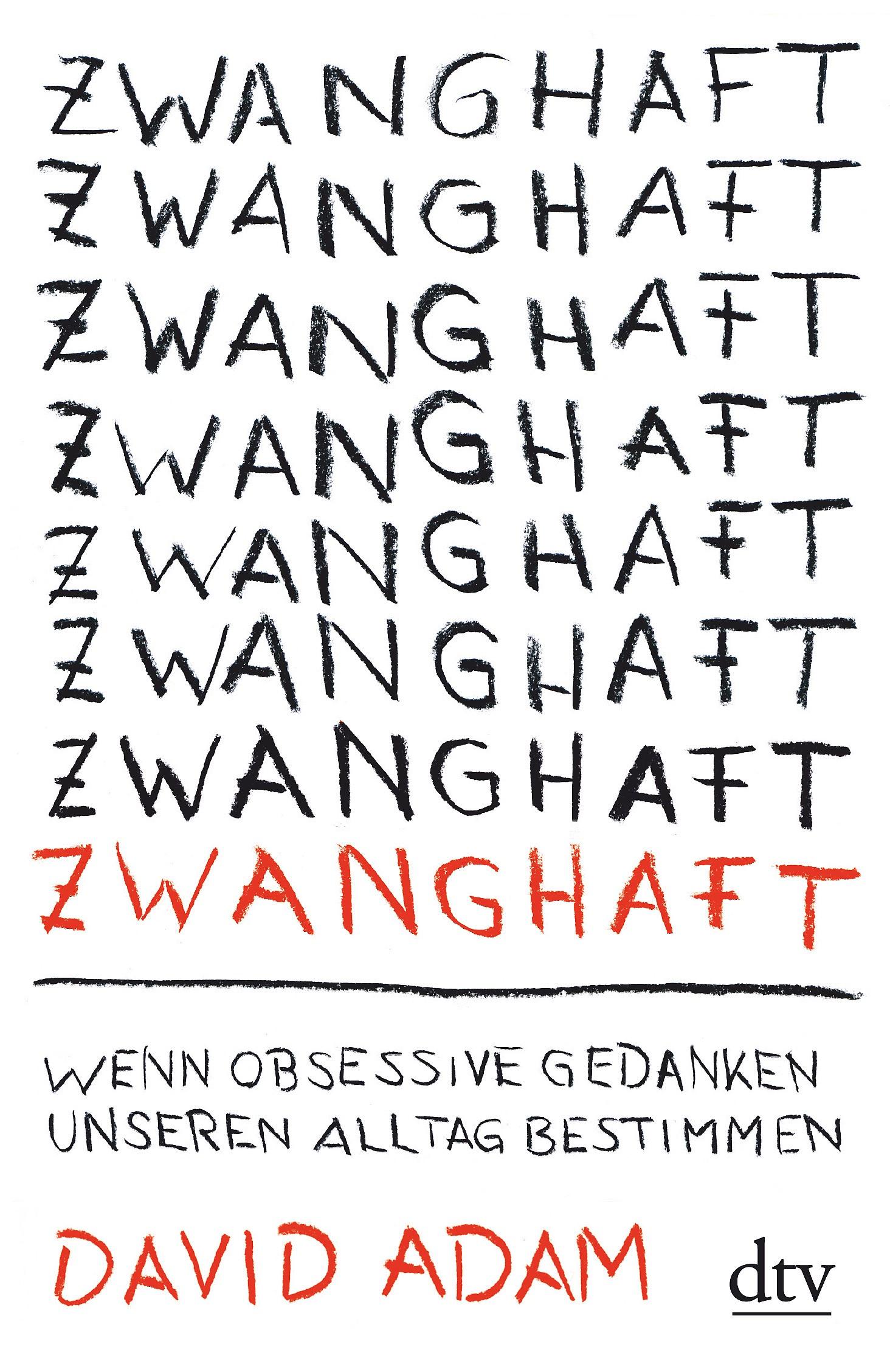 Zwanghaft | Adam, 2016 | Buch (Cover)