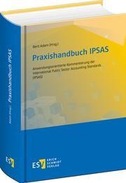 Praxishandbuch IPSAS   Adam (Hrsg.), 2015   Buch (Cover)