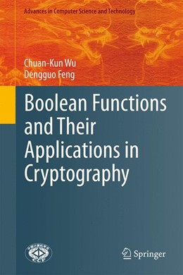 Abbildung von Wu / Feng | Boolean Functions and Their Applications in Cryptography | 1st ed. 2016 | 2016