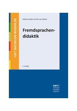 Abbildung von Decke-Cornill / Küster   Fremdsprachendidaktik   1. Auflage   2015   beck-shop.de