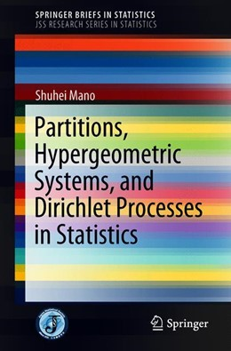 Abbildung von Mano   Partitions, Hypergeometric Systems, and Dirichlet Processes in Statistics   1st ed. 2018   2018