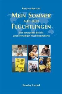 Mein Sommer mit den Flüchtlingen | Bourcier, 2015 | Buch (Cover)
