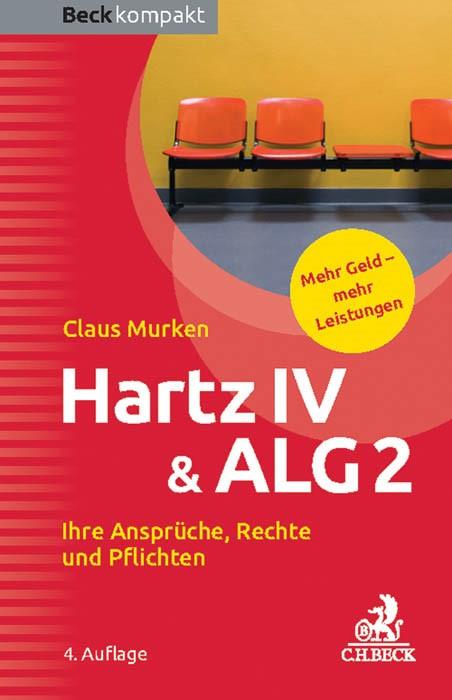 Hartz IV & ALG 2 | Murken | 4. Auflage, 2016 | Buch (Cover)