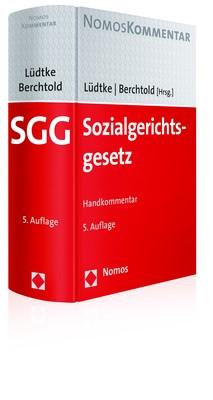 Sozialgerichtsgesetz | Lüdtke / Berchtold (Hrsg.) | 5. Auflage, 2017 | Buch (Cover)