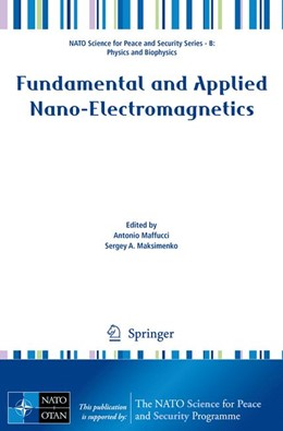Abbildung von Maffucci / Maksimenko | Fundamental and Applied Nano-Electromagnetics | 1. Auflage | 2016 | beck-shop.de