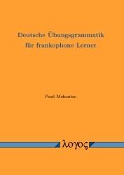 Abbildung von Mekontso | Deutsche Übungsgrammatik für frankophone Lerner | 2015
